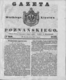 Gazeta Wielkiego Xięstwa Poznańskiego 1842.07.13 Nr160