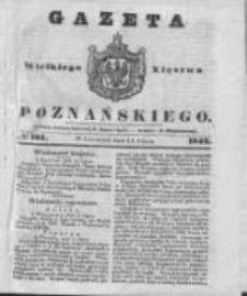 Gazeta Wielkiego Xięstwa Poznańskiego 1842.07.14 Nr161