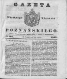 Gazeta Wielkiego Xięstwa Poznańskiego 1842.07.15 Nr162
