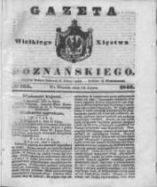 Gazeta Wielkiego Xięstwa Poznańskiego 1842.07.19 Nr165