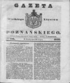 Gazeta Wielkiego Xięstwa Poznańskiego 1842.07.20 Nr166