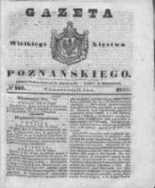 Gazeta Wielkiego Xięstwa Poznańskiego 1842.07.21 Nr167