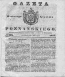 Gazeta Wielkiego Xięstwa Poznańskiego 1842.07.23 Nr169