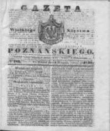 Gazeta Wielkiego Xięstwa Poznańskiego 1842.08.09 Nr183