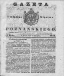 Gazeta Wielkiego Xięstwa Poznańskiego 1842.08.10 Nr184