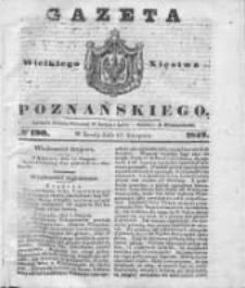 Gazeta Wielkiego Xięstwa Poznańskiego 1842.08.17 Nr190