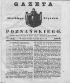 Gazeta Wielkiego Xięstwa Poznańskiego 1842.08.22 Nr194