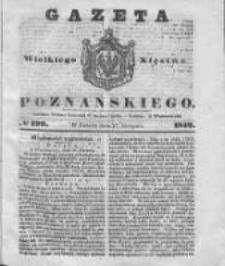 Gazeta Wielkiego Xięstwa Poznańskiego 1842.08.27 Nr199
