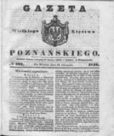 Gazeta Wielkiego Xięstwa Poznańskiego 1842.08.30 Nr201