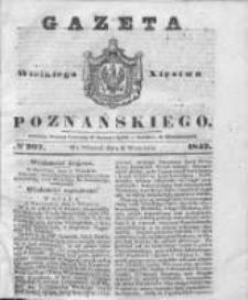 Gazeta Wielkiego Xięstwa Poznańskiego 1842.09.06 Nr207