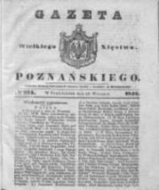 Gazeta Wielkiego Xięstwa Poznańskiego 1842.09.26 Nr224