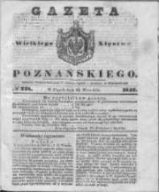 Gazeta Wielkiego Xięstwa Poznańskiego 1842.09.30 Nr228