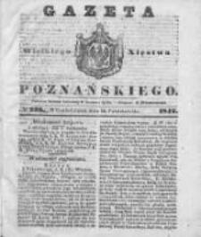Gazeta Wielkiego Xięstwa Poznańskiego 1842.10.10 Nr236