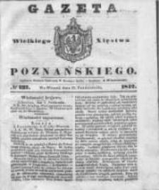 Gazeta Wielkiego Xięstwa Poznańskiego 1842.10.11 Nr237