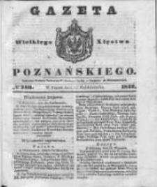 Gazeta Wielkiego Xięstwa Poznańskiego 1842.10.14 Nr240