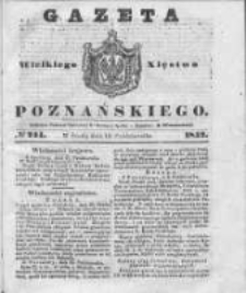 Gazeta Wielkiego Xięstwa Poznańskiego 1842.10.19 Nr244