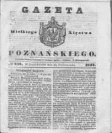 Gazeta Wielkiego Xięstwa Poznańskiego 1842.10.24 Nr248