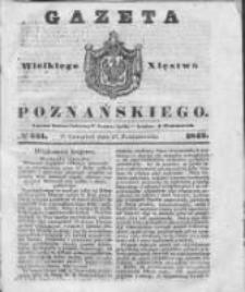 Gazeta Wielkiego Xięstwa Poznańskiego 1842.10.27 Nr251
