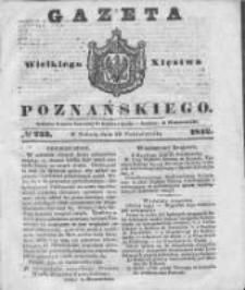 Gazeta Wielkiego Xięstwa Poznańskiego 1842.10.29 Nr253