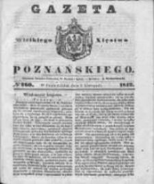 Gazeta Wielkiego Xięstwa Poznańskiego 1842.11.07 Nr260