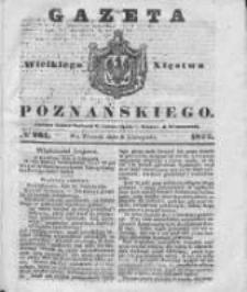 Gazeta Wielkiego Xięstwa Poznańskiego 1842.11.08 Nr261