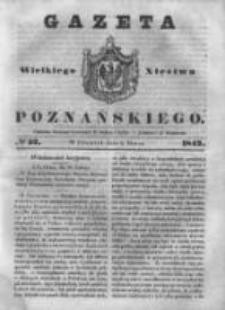Gazeta Wielkiego Xięstwa Poznańskiego 1843.03.02 Nr52