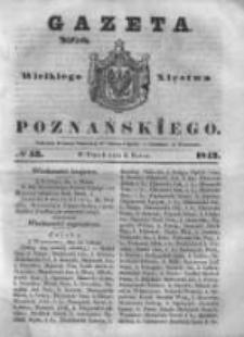 Gazeta Wielkiego Xięstwa Poznańskiego 1843.03.03 Nr53