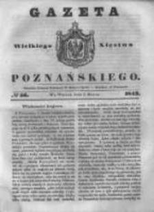 Gazeta Wielkiego Xięstwa Poznańskiego 1843.03.07 Nr56