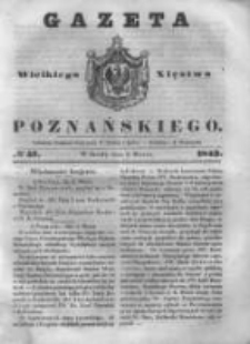 Gazeta Wielkiego Xięstwa Poznańskiego 1843.03.08 Nr57