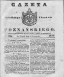 Gazeta Wielkiego Xięstwa Poznańskiego 1842.11.22 Nr273
