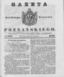 Gazeta Wielkiego Xięstwa Poznańskiego 1842.12.02 Nr282