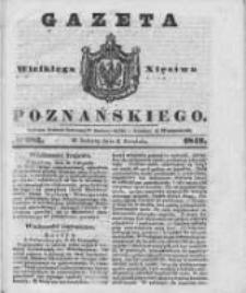 Gazeta Wielkiego Xięstwa Poznańskiego 1842.12.03 Nr283