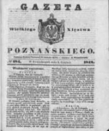 Gazeta Wielkiego Xięstwa Poznańskiego 1842.12.05 Nr284