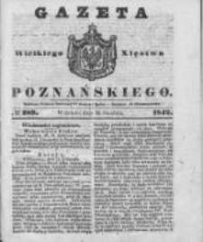 Gazeta Wielkiego Xięstwa Poznańskiego 1842.12.10 Nr289