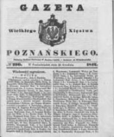 Gazeta Wielkiego Xięstwa Poznańskiego 1842.12.12 Nr290