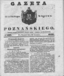 Gazeta Wielkiego Xięstwa Poznańskiego 1842.12.20 Nr297