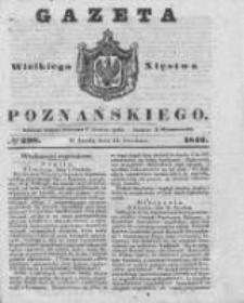 Gazeta Wielkiego Xięstwa Poznańskiego 1842.12.21 Nr298