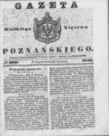 Gazeta Wielkiego Xięstwa Poznańskiego 1842.12.23 Nr300