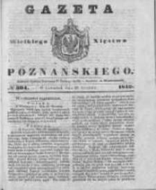 Gazeta Wielkiego Xięstwa Poznańskiego 1842.12.29 Nr304