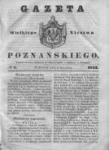 Gazeta Wielkiego Xięstwa Poznańskiego 1843.01.03 Nr2