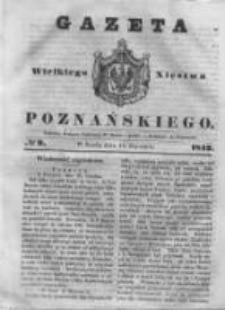 Gazeta Wielkiego Xięstwa Poznańskiego 1843.01.11 Nr9