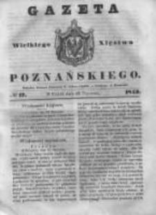 Gazeta Wielkiego Xięstwa Poznańskiego 1843.01.20 Nr17