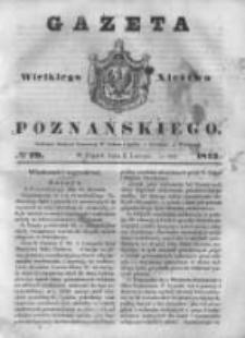 Gazeta Wielkiego Xięstwa Poznańskiego 1843.02.03 Nr29