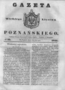 Gazeta Wielkiego Xięstwa Poznańskiego 1843.02.10 Nr35