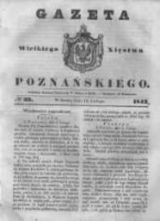 Gazeta Wielkiego Xięstwa Poznańskiego 1843.02.15 Nr39