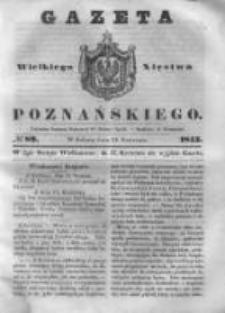 Gazeta Wielkiego Xięstwa Poznańskiego 1843.04.15 Nr89