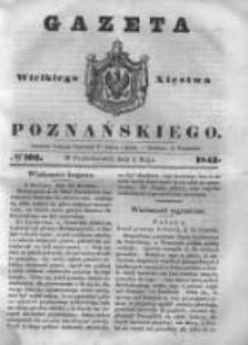 Gazeta Wielkiego Xięstwa Poznańskiego 1843.05.01 Nr101