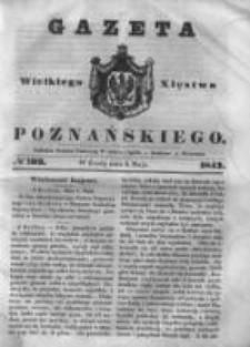 Gazeta Wielkiego Xięstwa Poznańskiego 1843.05.03 Nr103