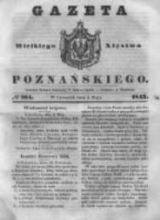 Gazeta Wielkiego Xięstwa Poznańskiego 1843.05.04 Nr104