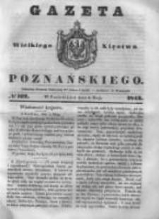 Gazeta Wielkiego Xięstwa Poznańskiego 1843.05.08 Nr107
